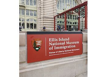 Jersey City places to see Ellis Island National Museum of Immigration