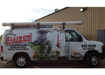 Mobile plumber Ellison Plumbing