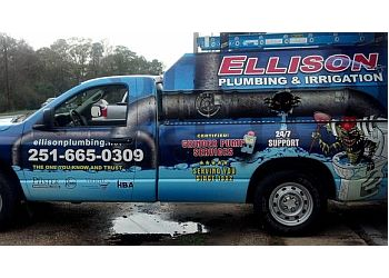 Mobile plumber Ellison Plumbing & Piping LLC