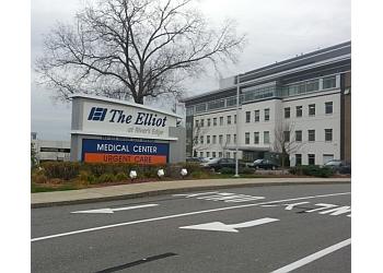 Manchester urgent care clinic Elloitt Health System