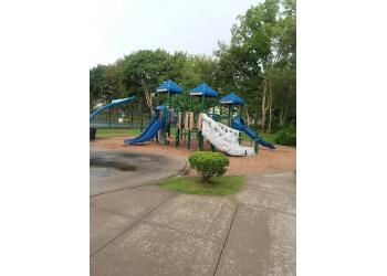 Bridgeport public park Ellsworth Park
