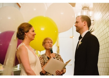 Boston wedding officiant Elly Jackson - Boston Ceremonies