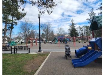 Worcester public park Elm Park