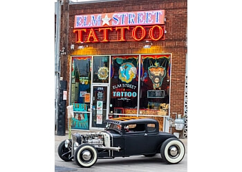 Dallas tattoo shop Elm Street Tattoo