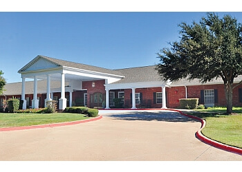 Arlington assisted living facility Elmcroft  Senior Living