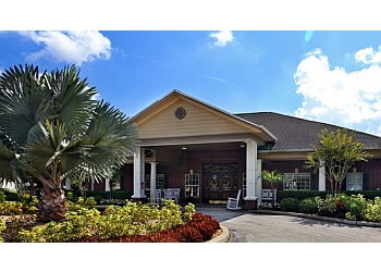 Tampa assisted living facility Elmcroft of Carrollwood