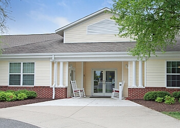 Richmond assisted living facility Elmcroft of Chesterfield