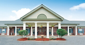 Mobile assisted living facility Elmcroft of Heritage Woods