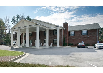 Augusta assisted living facility Elmcroft of Martinez