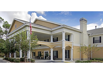 Jacksonville assisted living facility Elmcroft of Timberlin Parc