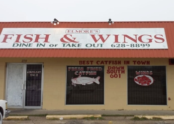 Killeen seafood restaurant Elmore's Fish & Wings