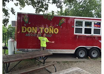 Springfield food truck Elotes Don Toño