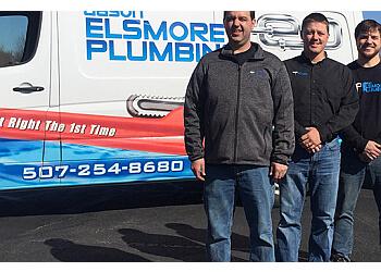 Rochester plumber Elsmore Plumbing LLC.