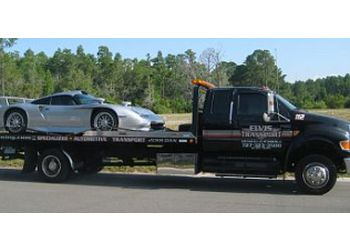 St Petersburg towing company ELVIS TOWING & TRANSPORT
