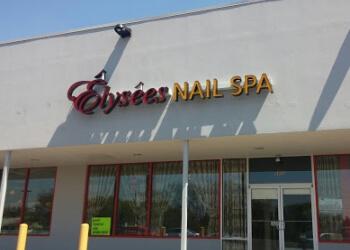 Dayton nail salon Elysees Nail Spa