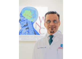 Yonkers neurologist  Emad Soliman, MD