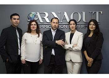 Glendale immigration lawyer Eman Arnaout