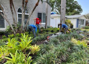 Fort Lauderdale lawn care service Emanuel Lawn Service & Landscaping Corp.