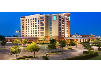 Norman hotel Embassy Suites by Hilton Norman Hotel & Conference Center