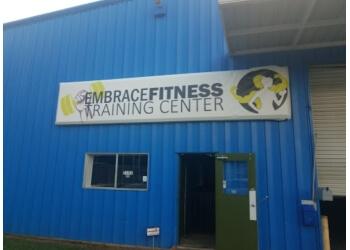 Mobile gym Embrace Fitness Training Center