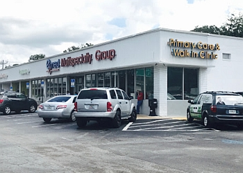 Jacksonville urgent care clinic Emed Primary Care and Walk In Clinic