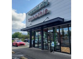 Kent juice bar Emerald City Smoothie