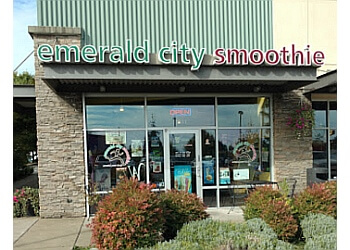 Tacoma juice bar Emerald City Smoothie