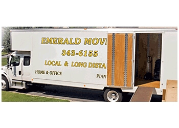 Eugene moving company Emerald Moving & Storage