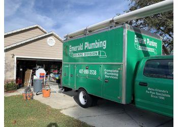 Orlando plumber Emerald Plumbing