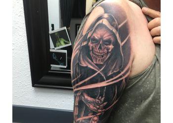 Elk Grove tattoo shop Emerald Tattoo & Piercing
