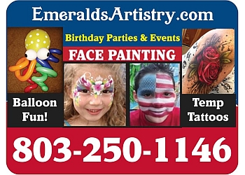 EMERALDS ARTISTRY BALLOON FUN
