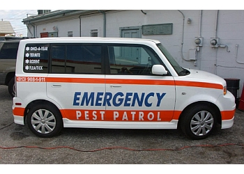 Tampa pest control company Emergency Pest Patrol, Llc.