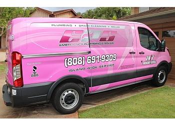 Honolulu plumber Emergency Plumbing & Solar, LLC