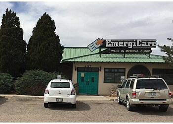 Pueblo urgent care clinic EmergiCare