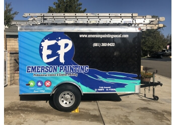 Santa Clarita painter Emerson Painting
