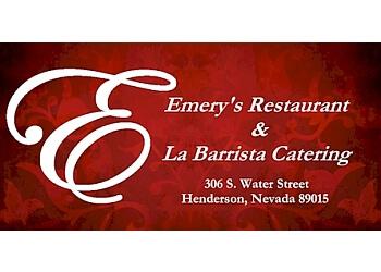 Henderson caterer Emery's La Barrista Catering