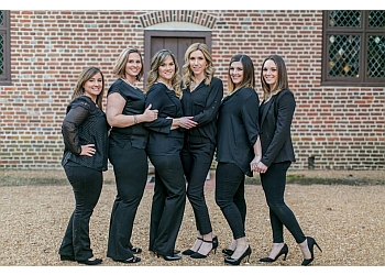 Virginia Beach wedding planner Emily Weddings and Events Team