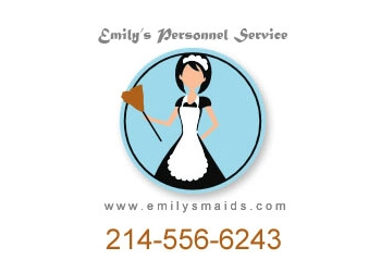 Dallas house cleaning service Emily's Maids