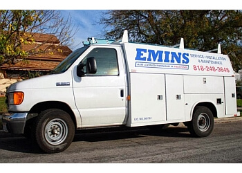 Glendale hvac service Emin's Air Conditioning and Heating