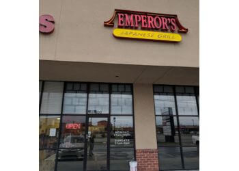 Wichita japanese restaurant Emperor's Japanese Grill