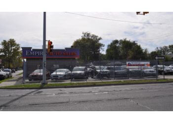 Detroit used car dealer Empire Auto Sales