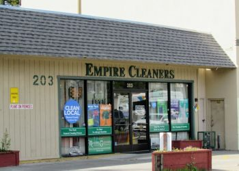 Santa Rosa dry cleaner Empire Cleaners