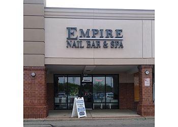 Cincinnati nail salon Empire Nail Bar & Spa