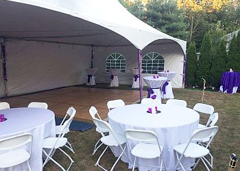 Boston event rental company Empire Party Rentals