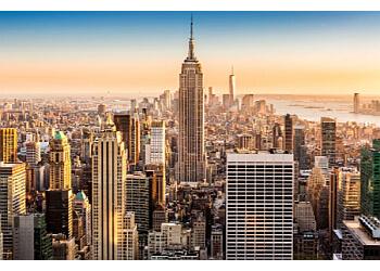 New York landmark Empire State Building