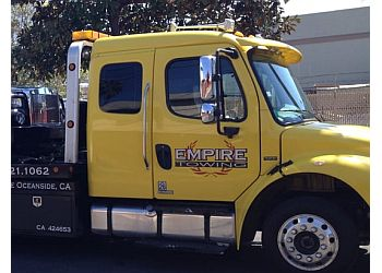 Oceanside towing company Empire Towing