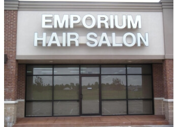 Evansville hair salon Emporium Hair Salon