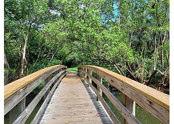 Miami hiking trail Enchanted Forest Elaine Gordon Park