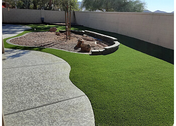 Chandler landscaping company Enchanted Landscape and Pools