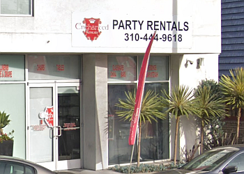 Los Angeles event rental company ENCHANTED RENTALS